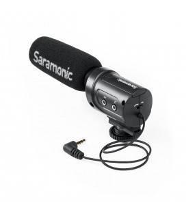 SARAMONIC MICROFONO  SR-M3  (CON SHOCKMOUNT)