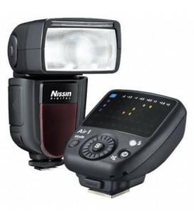 NISSIN FLASH KIT DI700A + AIR CONTROL MICRO 4/3