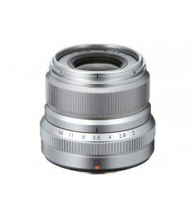 FUJIFILM LENS  XF 23MM F2 R WR ARGENTO PLACCATO IN ARGENTO
