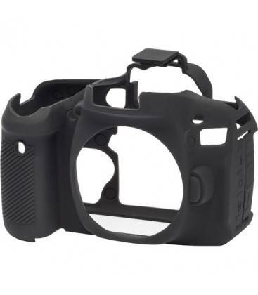 EASYCOVER PROTECTIVE COVER FOR THE 80D BLACK CANON (INCLUDES LCD SCREEN PROTECTOR)