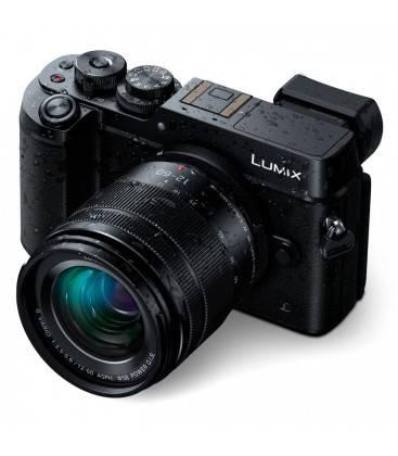 PANASONIC LUMIX GX80 + 12-60MM + PROMOCION PACK PANASONIC  BOLSA (DMW-BAG2A)  + SD 16GB