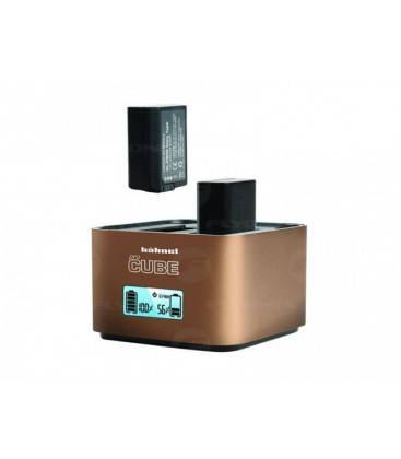 HAHNEL PROCUBE CARICABATTERIE BATTERIE SONY/OLYMPUS