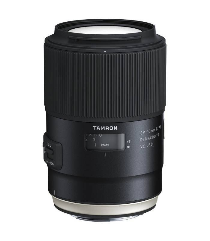 Tamron Sp Af 90Mm F/2.8 Di Vc Usd Macro 1:1 Sistema If (Nikon)