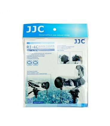 JJC RI-4C PROTECTOR DE LLUVIA (2UNIDADES)
