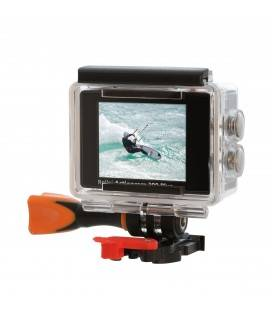 ROLLEI ACTIONCAM 300 PLUS BLACK FULLHD 140º SUMERGIBILE 40 m SRS