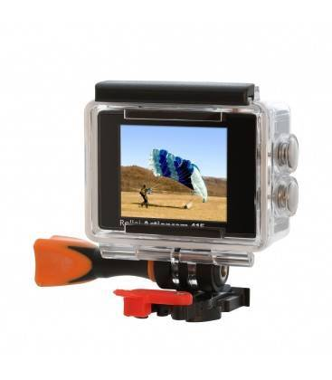 ROLLEI  ACTIONCAM 415 BLACK FULL HD 5Mp 140º SUM. 40m WIFI SRS