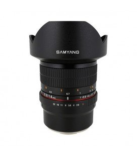 SAMYANG  14MM F/2.8 -22 ED AS IF UMC FOR MFT