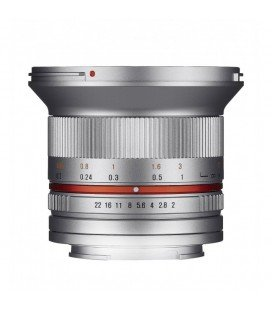 SAMYANG 12MM f/2.0 NSC MFT PLATED