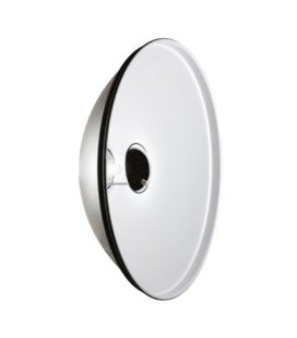 ELINCHROM  BEAUTY DISH SOFTLITE MINI 44 CM. BLANC