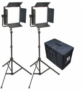 NANGUANG LED CN-1200CSA BICOLOR WITH FINS (KIT WITH 2 LED PANEL)