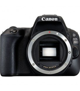 CANON EOS 200D BODY (IN KIT BOX) + 1 ANNO DI MANUTENZIONE GRATUITA VIP SERPLUS CANON VIP SERPLUS