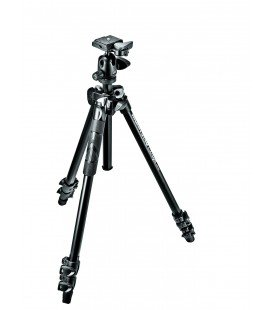 MANFROTTO TRIPODE 290 LIGHT CON RÓTULA DE BOLA MFMK290LTA3-BH KIT