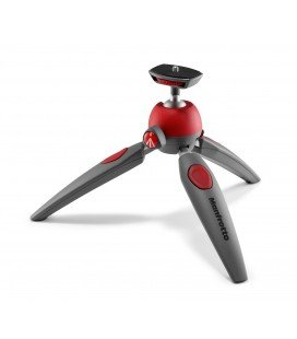 MANFROTTO TRIPODE MINI PIXI EVO - RED