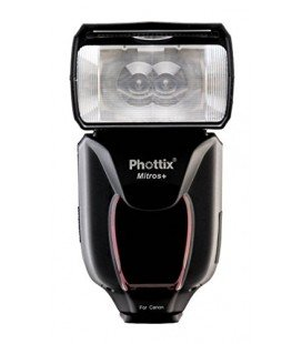 PHOTTIX MITROS+ (PLUS) FOR NIKON + TRANCEPTOR
