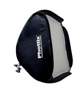 PHOTTIX SOFTBOX KIT 80 X 80 CM