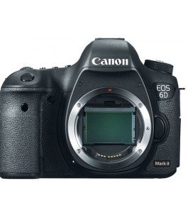 CANON OS 6D MKII BODY (IN KIT BOX) + 1 ANNO DI MANUTENZIONE GRATUITA VIP SERPLUS CANON VIP SERPLUS