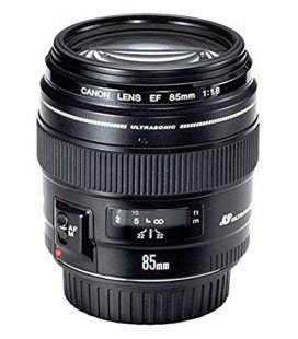 CANON EF 85MM F1.8 USM + GRATIS 1 YEAR MAINTENANCE VIP SERPLUS CANON