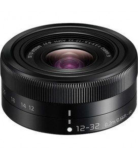 PANASONIC LUMIX VARIO 12-32mm f/3.5 - 5.6 G  NEGRO