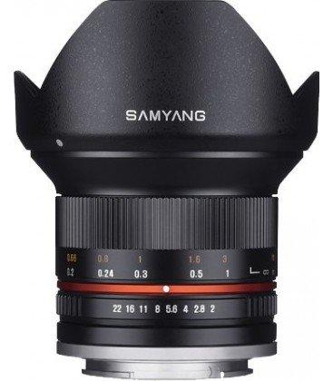 SAMYANG  F/2.0 NCS CS Sony E