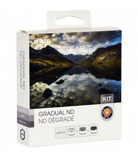 COKIN KIT FILTERS GRADUAL ND ND (ND2+ND4+ND8)