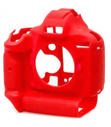 EASYCOVER PROTECTIVE COVER FOR THE CANON EOS 1DX MARKII RED  (INCLUDES SCREEN PROTECTOR LCD)