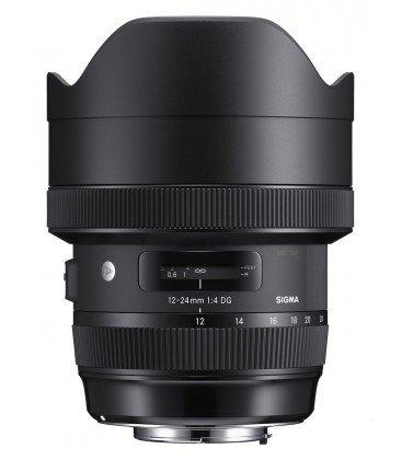 SIGMA  12-24mm f / 4 DG HSM ART  - CANON