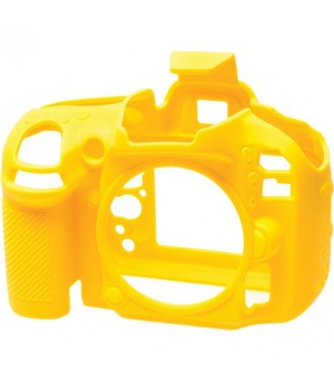 EASYCOVER PROTECTIVE COVER FOR NIKON D600/D610 YELLOW