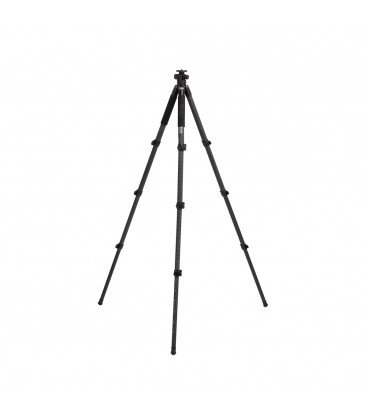ROLLEI TRIPOD ROCk SOLID BETA 4 SECTIONS CARBONE (10KG CARGO)