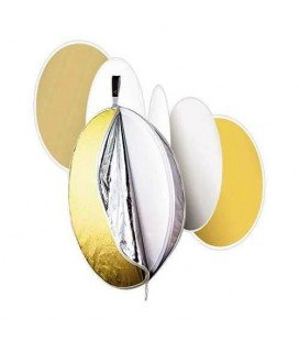 PHOTOFLEX REFLECTOR 81CMS TRANSLUCENT