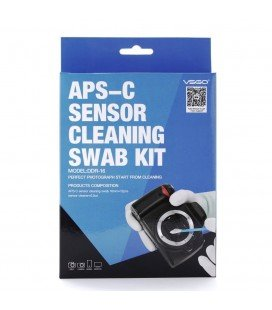 VSGO KIT CLEANING SWABS APS-C DDR-16