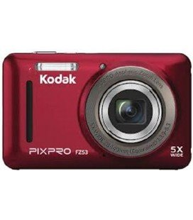 KODAK PIXPRO COMPACT FZ53 - RED