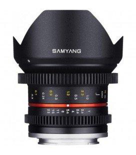 SAMYANG  VDSLR 12MM T2.2 NCS CS Fuji X