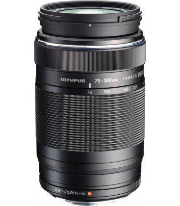 OLYMPUS M ED 75-300mm F4.8-6.7 II