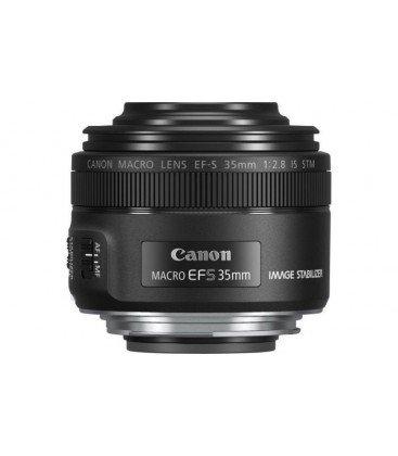 CANON EF-S 35MM F2.8 MACRO È STM + 1 ANNO DI MANUTENZIONE GRATUITA VIP SERPLUS CANON VIP SERPLUS