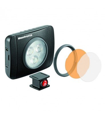 MANFROTTO LUMIMUSE 3 LED LEUCHTE