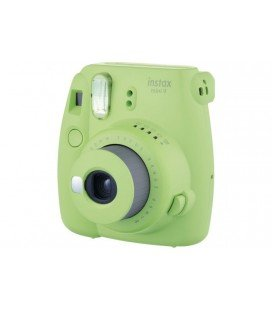 FUJIFILM INSTAX MINI 9 VERDE LIME GREEN