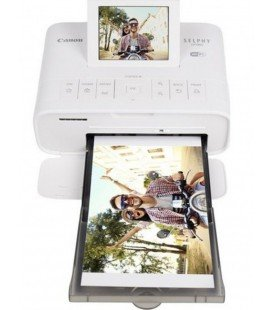 CANON SELPHY CP1300 PRINTER -WHITE