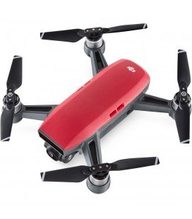 DJI SPARK FLY MEHR  COMBO-  ROT