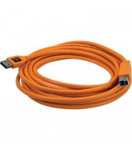 TETHER TOOLS CABLE USB 2.0 MACHO A MACHO B 40CM (CU5451)
