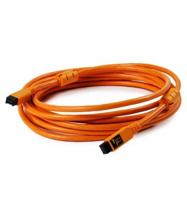 TETHER TOOLS PRO CABLE FIREWIRE 800 9A 9 PIN 40CM