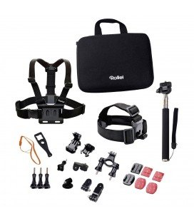 ROLLEI OUTDOOR ACCESSORIES KIT (21639)
