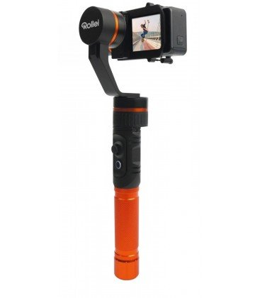 ROLLEI PRO ACTIONCAM GIMBAL 360º(22643)