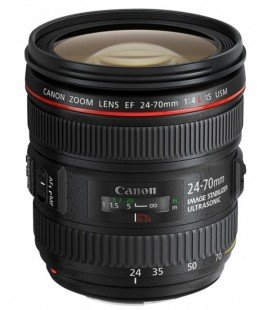 CANON EF 24-70mm f/4L IS USM + GRATIS 1 Jahr VIP Wartung SERPLUS CANON