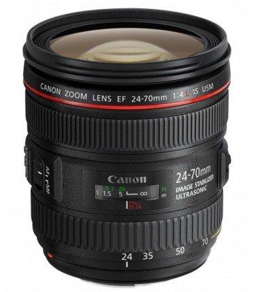 CANON EF 24-70mm f/4L IS USM + 1 ANNO GRATIS SERPLUS CANON VIP MAINTENANCE SERPLUS CANON