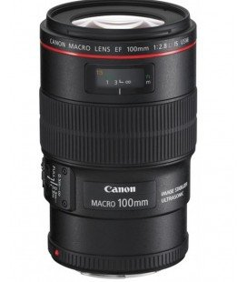 CANON EF 100mm f/2.8L MACRO IS USM  + GRATIS 1 Jahr VIP Wartung SERPLUS CANON