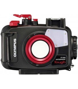 OLYMPUS PT-058 SUBMARINE SHELL VON TOUGH TG-5