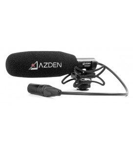 AZDEN SGM-250CX MICROPHONE CN AUDIO CN AUDIO XLR