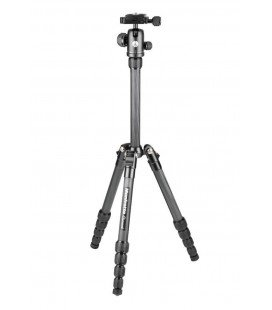MANFROTTO ELEMENT TRAVELLER SMALL DE CARBONO CON RÓTULA DE BOLA MKELES5CF-BH