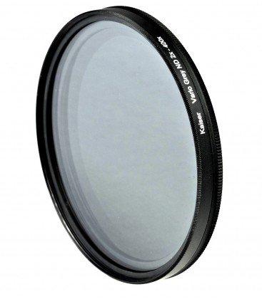 KAISER FILTRO VARIO ND 2X - 400X de 37mm