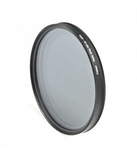 FILTRE VARIABLE KAISER ND2X-ND400X 49MM
